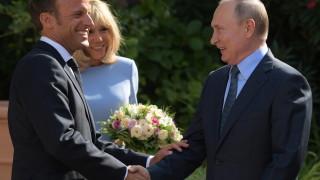 Макрон убеден в европейското бъдеще на Русия