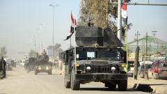 Иракските сили превзеха повече от 1/3 от Западен Мосул