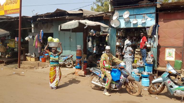 Африка може би стана свидетел на първата фалирала държава в настоящата криза