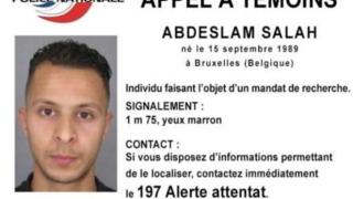 В Брюксел намериха телефон, свързан с парижките атентати