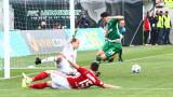 Лудогорец победи ЦСКА с 3:2 и дръпна с шест точки на върха в Първа лига
