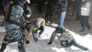 Нови масови арести на опозиционери в Москва