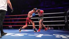SENSHI 4: Атанас Божилов размаза Павел Правашински и постигна поредната си категорична победа