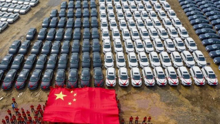 Китайска компания за производство на стомана реализира значителна печалба за