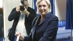 Макрон и Льо Пен гласуваха