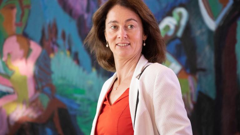 Министърът на правосъдието на Германия Катарина Барли заяви, че британският