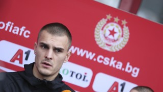 Отбор от Полша пожела защитника на ЦСКА Божидар Чорбаджийски