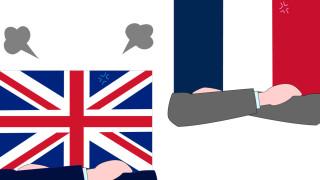 Франция заплашва Англия със санкции заради риболовния спор