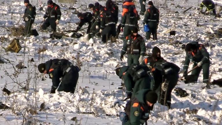 Посочиха вероятната причина за самолетната катастрофа край Москва