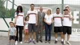 """Асен Марков и Йорданка Фандъкова наградиха участниците в спортния празник """"Татко и аз"""""""