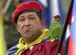 Чавес сравни Ангела Меркел с Хитлер