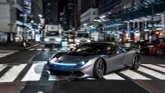 Колко е бърза най-бързата кола на ток