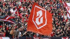 Сериозна подкрепа за ЦСКА във Велико Търново