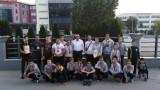 Наши каратисти спечелиха три златни медала на турнир в Македония