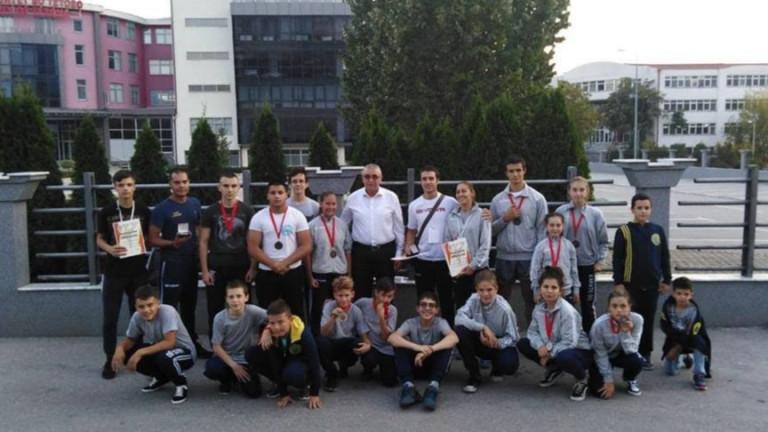 На 23.09.2018 г. в град Тетово (Македония) се проведе турнира