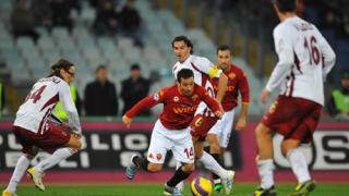 Рома с нови три точки за първенство