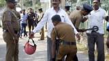 Шри Ланка задържа египтянин, пакистанци и сирийци във връзка с нападенията