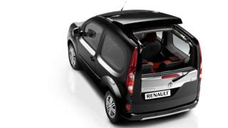 Renault представя кабрио версия на Kangoo (галерия)