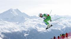 Първа победа на Бощян Клине в състезание за световната купа