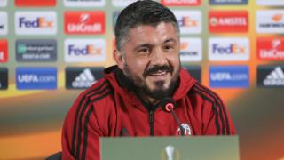 Дженаро Гатузо: Лудогорец има по-голям опит от Милан в Европа