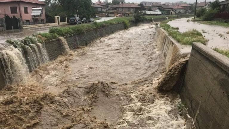 Нов координационен център следи за наводнения по Струма, Места, Арда и Марица