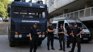 Засилени мерки за сигурност в центъра на София заради Купата по футбол