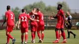 Царско село започна с успех подготовката си за Първа лига