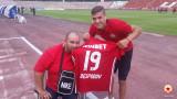 ЦСКА зарадва свои фенове в неравностойно положение
