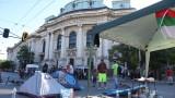Блокадата пред СУ остава