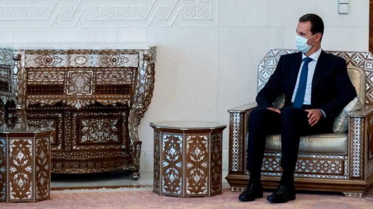 Сирия осъди в петък срещу подкрепяните от Иран милиции в