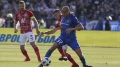 Габриел Обертан: Бяхме по-добри от ЦСКА