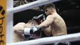 Пребиха сърбин на боксовата гала в София
