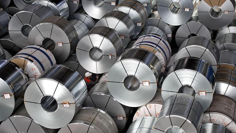 Thyssenkrupp се отказа да продава бизнеса си със стомана