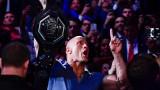 Дуейн Джонсън, Марк Кър, филмът за него и как Скалата ще стане легенда на UFC