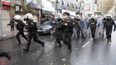 Четирима задържани при опит за атака в Истанбул