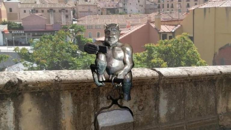 Дяволът, който разгневи един испански град