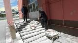 Таван се срути в благоевградско училище