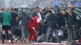 Треньор на ЦСКА: Феновете на Левски можеха и да ни убият