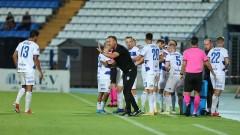 В Хърватия: Футболът на Осиек е като парче на AC/DC