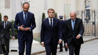 Макрон настоява за продължаване на отношенията с Турция