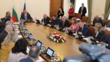 Борисов изпрати министрите си при президента да осветят обществените поръчки