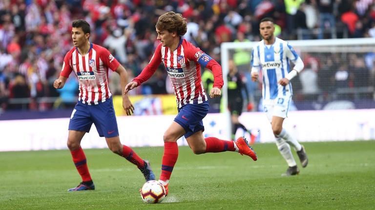 Звездата на Атлетико (Мадрид) Антоан Гризман обмисля бъдещето си в