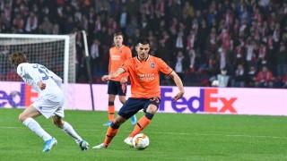 Истанбул Башакшехир излъга Копенхаген и взе крехък аванс в Лига Европа