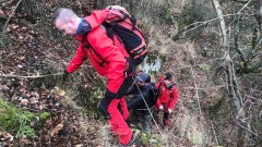 Спасиха изгубил се италиански турист в Искърското дефиле