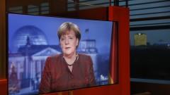 Меркел: Европа е топ приоритет на новото правителство