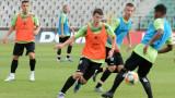 Черно море проведе учебна игра, завършила при резултат 2:2