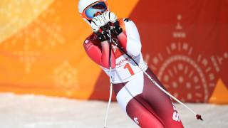 Мишел Гизин изненада слаломистките и спечели комбинацията