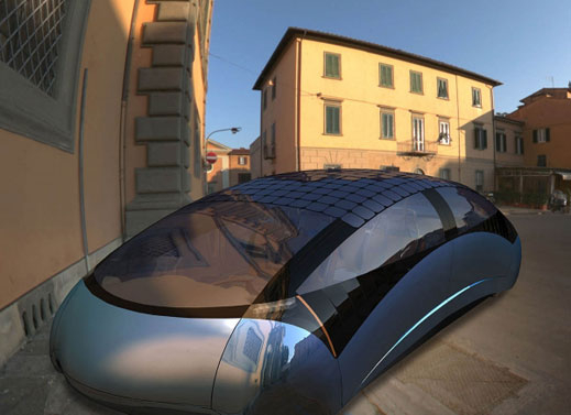 Унгарци направиха иновативен еко прототип