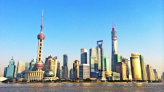 Най-високата сграда в Китай вече може напълно да отвари врати
