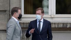 Въвеждат задължителни маски на обществени места в Брюксел